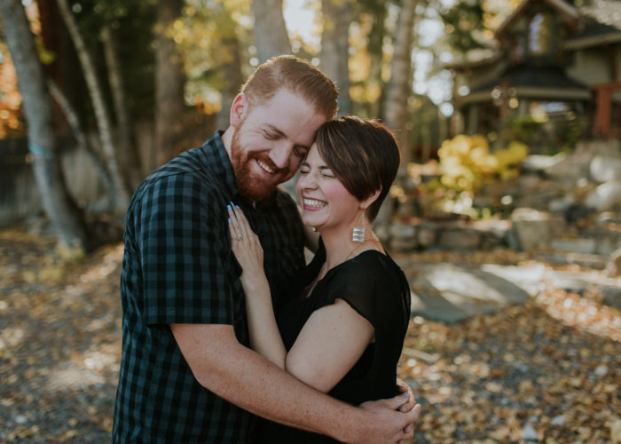 Emily + Cameren // South Lake Tahoe Engagement Session | Lake Tahoe Engagement Photographer