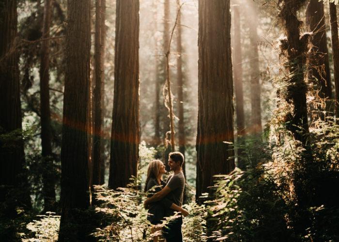 Kaely + Jake // Romantic Anniversary Session | Santa Cruz Photographer